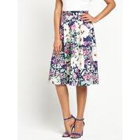 Vero Moda Cornetta Floral Printed Full Midi Skirt