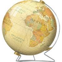 Vintage Globe 3D Puzzle, 540 Piece Jigsaw Puzzle