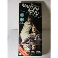 Vintage Mastermind for the blind and colour-blind, *complete*