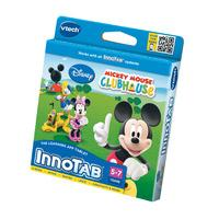 VTech Innotab Mickey Mouse Clubhouse Learning Cartridge for Innotab 2 3 3S