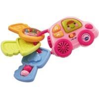 Vtech My Ist Car Key Rattle Pink