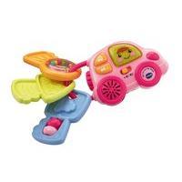VTech My 1st Car Key Rattle Pink