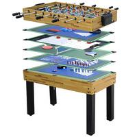 Walker and Simpson Gamesmaster 12 in 1 Multi Games Table