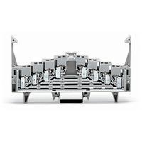 WAGO 727-231/021-000 4-level Matrix Block 0-3--3-0 Lock DIN 15mm W...