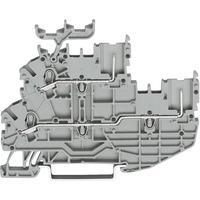 WAGO 2020-2231 L/L Dbl. Deck 1 Conductor Through Carrier T-block G...