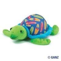 Webkinz Surfin Turtle Soft Toy