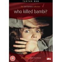 Who Killed Bambi? [DVD]