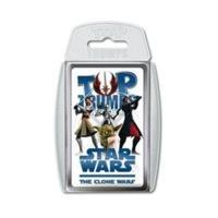 Winning-Moves Top Trumps Star Wars - The Clone Wars