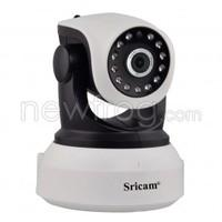 Wireless Pan Tilt 720P Security Network IP Camera Night Vision WIFI Webcam