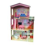 Wooden Dolls House 1.2m