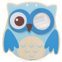 Wooden Owl Miragescope