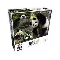 WWF Pandas 1000 Piece Puzzle