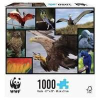 WWF Birds 1000 Piece Puzzle