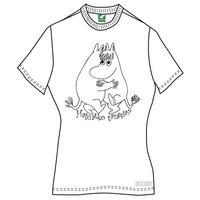 XL Women\'s Moomins T-shirt