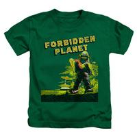 Youth: Forbidden Planet - Old Poster