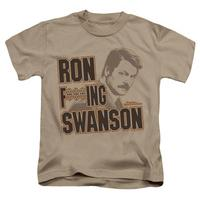 Youth: Parks & Recreation - Ron F***Ing Swanson