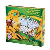 Zestaw Do Nauki Rysowania Crayola